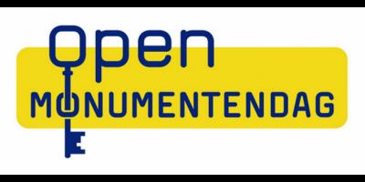 14 sept. Open monumentendag